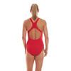 speedo Essential Endurance+ Medalist - Maillot de bain Femme - rouge